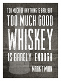 Good Whiskey