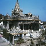 Pareshnath Temple  Kolkata  West Bengal  India