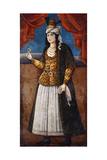 Portrait of a Lady  C 1850