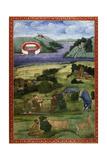 A Prince and Companions Hunting Blackbuck  C1670-80