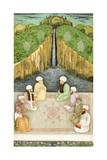Sages in Religious Discussion  C1680