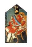 Portrait of Muhammad Shah  C 1850