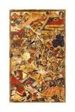 Battle Scene  C 1590
