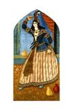 A Dancing Girl  C1850-1900