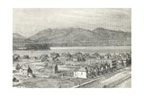 City of Vancouver  Canada  19th Century