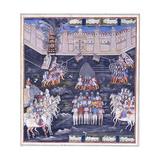A Siege  Mid 19th Century
