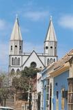 Low Angle View of a Church  Maracaibo  Venezuela