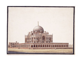 The Tomb of Humayun  C1820