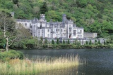 Kylemore Abbey  19th Century  Neo-Gothic Style  County Galway  Ireland