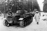 German Troops During the Battle of Moscow  1941-42