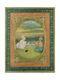A Mullah and a Musician  C1640-1650