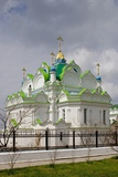 The Orthodox Sv Ekaterininskaya Church  Feodosia  Crimea  Ukraine