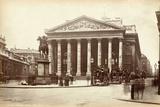 Royal Exchange  London  C1885