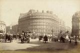 The Grand Hotel  Trafalgar Square  London  C1885