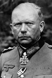 Portrait of General Heinz Guderian