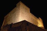 Low Angle View of a Museum  Grimaldi Castle  Antibes  France