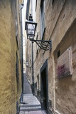 Martin Trotzigs Grand Alley  Gamla Stan  Old Town Stockholm  Sweden