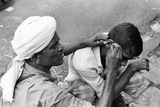 Man Ear Cleaner  Mohammed Ali Road  Mumbai  Maharashtra  India  1976