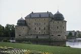 Orebro Castle  Sweden  13th-16th Century