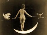 Night, C.1895 Papier Photo