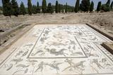 Roman City of Italica  House of Neptune  Spain