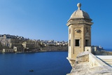 Guard Post  Senglea Fortifications  Valletta  Malta