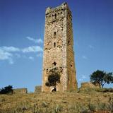 Ruins of Mansourah Minaret  Tlemcen  Algeria