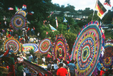 Giant Kite Festival  All Souls All Saints Day  Guatemala