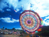 Giant Kite Festival  All Souls All Saints Day  Guatemala