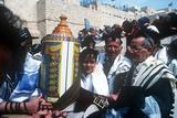 Bar Mitzvah  Wailing Wail  Jerusalem  Israel