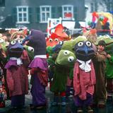 Mardi Gras  Schaan  Liechtenstein