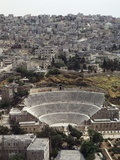 Roman Theatre in Amman  138-161  Jordan