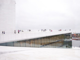 Norwegian National Opera  Snøhetta  Oslo  Norway  2008