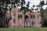 Administrative Building in Colonial Style  Segou  Mali