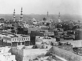 View of Medina under the Control of the Ottoman Empire  1916