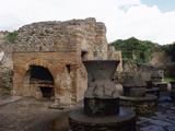 Pompeii Pistrinum Belonged N Popidius Priscus