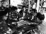 Domino Players in Little Havana  C1985