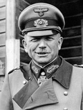 Portrait of General Heinz Guderian  1944-45