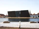 Black Diamond  Royal Library  Copenhagen  Denmark