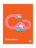 Wee Dinos  Diplodocus