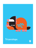 Wee Dinos  Triceratops