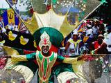 Grand Kadooment Day Crop-Over Festival  Bridgetown