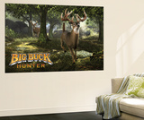 Big Buck Whitetail Deer with Logo