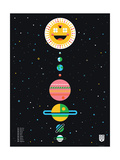 Wee Galaxy  Solar System
