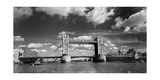 Tower Bridge London England Panorama