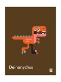 Wee Dinos  Deinonychus