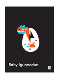Wee Dinos  BabyIguanodon