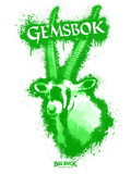 Gemsbok Spray Paint Green