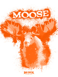 Moose Spray Paint Orange