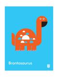 Wee Dinos  Brontosaurus